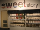 Realizace prodejny Sweet Story HARFA, Praha, 07/2013